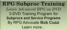 Subprocedure Training on DVD